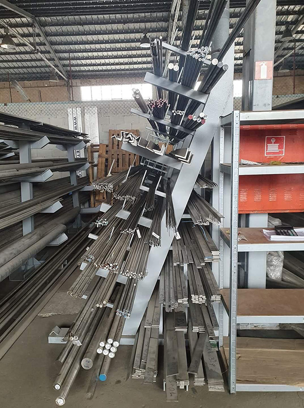 Products - Stainless steel bars in Varna